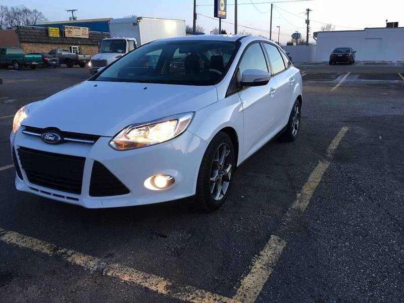 2013 Ford Focus for sale at Northstar Auto Sales LLC in Ramsey MN