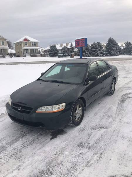 1998 Honda Accord for sale at Northstar Auto Sales LLC in Ramsey MN