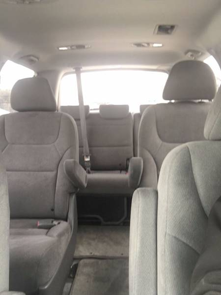 2006 Honda Odyssey for sale at Northstar Auto Sales LLC in Ramsey MN