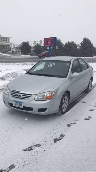 2007 Kia Spectra for sale at Northstar Auto Sales LLC in Ramsey MN