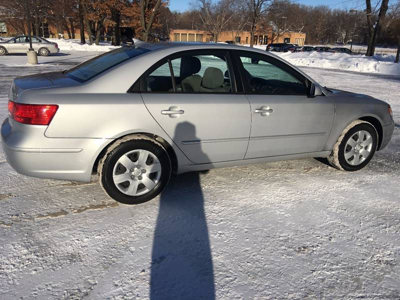 2010 Hyundai Sonata for sale at Northstar Auto Sales LLC in Ramsey MN