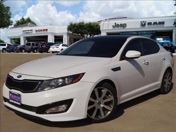 2013 Kia Optima for sale in Grapevine, TX