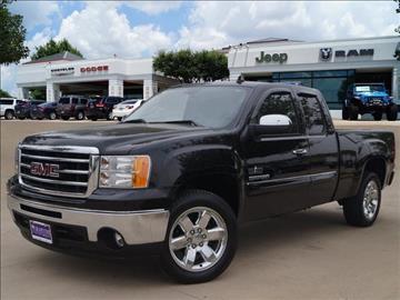 2013 GMC Sierra 1500 for sale in Grapevine, TX