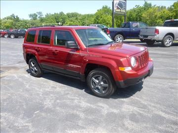 2016 Jeep Patriot for sale in Lewisburg, PA