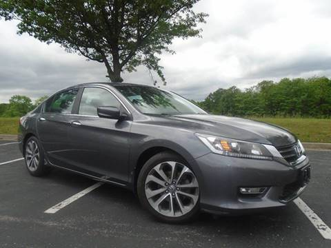 2013 Honda Accord for sale at GLADSTONE AUTO SALES in Kansas City MO