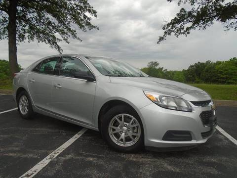 2014 Chevrolet Malibu for sale at GLADSTONE AUTO SALES in Kansas City MO