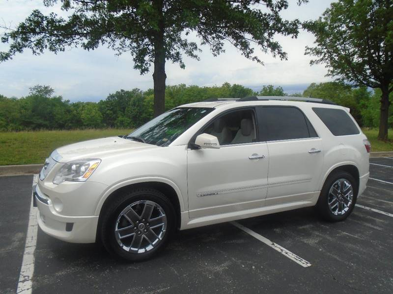 2012 GMC Acadia for sale at GLADSTONE AUTO SALES in Kansas City MO
