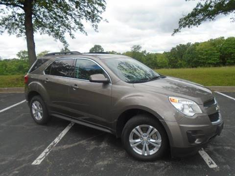 2012 Chevrolet Equinox for sale at GLADSTONE AUTO SALES in Kansas City MO