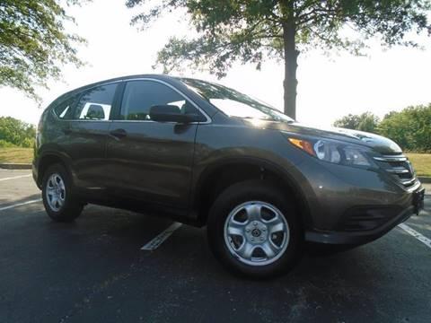 2014 Honda CR-V for sale at GLADSTONE AUTO SALES in Kansas City MO