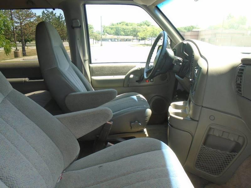 2000 Chevrolet Astro for sale at GLADSTONE AUTO SALES in Kansas City MO