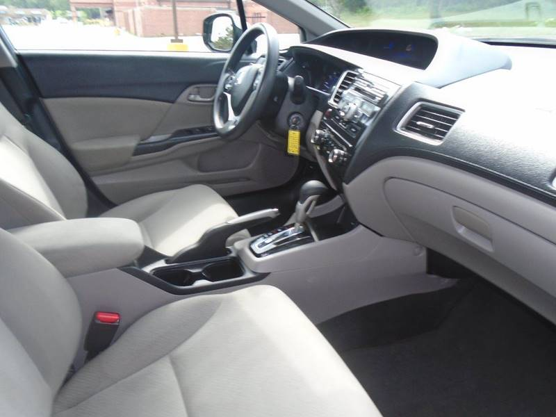 2013 Honda Civic for sale at GLADSTONE AUTO SALES in Kansas City MO
