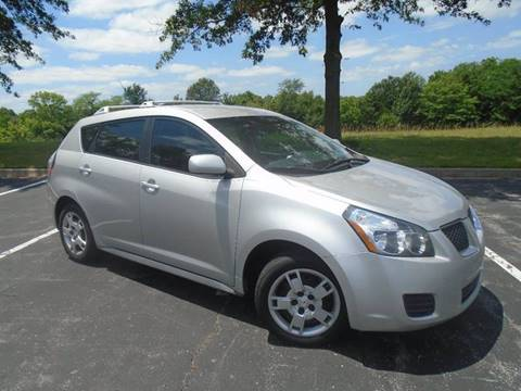 2010 Pontiac Vibe for sale at GLADSTONE AUTO SALES in Kansas City MO
