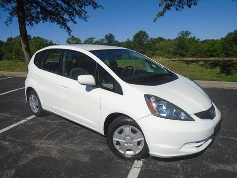 2012 Honda Fit for sale at GLADSTONE AUTO SALES in Kansas City MO