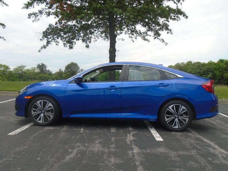 2016 Honda Civic for sale at GLADSTONE AUTO SALES in Kansas City MO