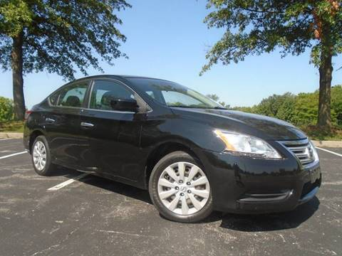 2013 Nissan Sentra for sale at GLADSTONE AUTO SALES in Kansas City MO
