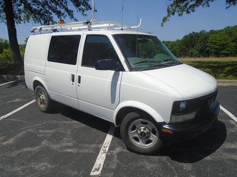 2004 GMC Safari Cargo for sale in Kansas City, MO