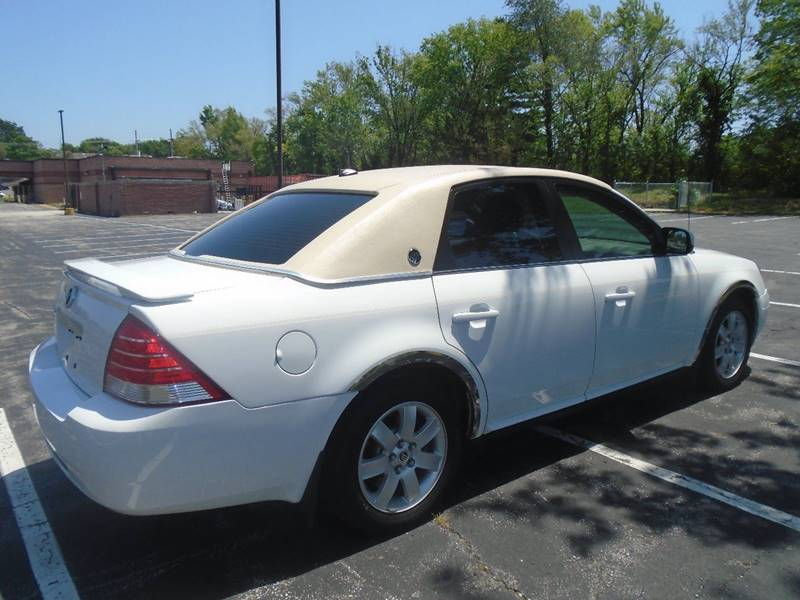 2007 Mercury Montego for sale at GLADSTONE AUTO SALES in Kansas City MO