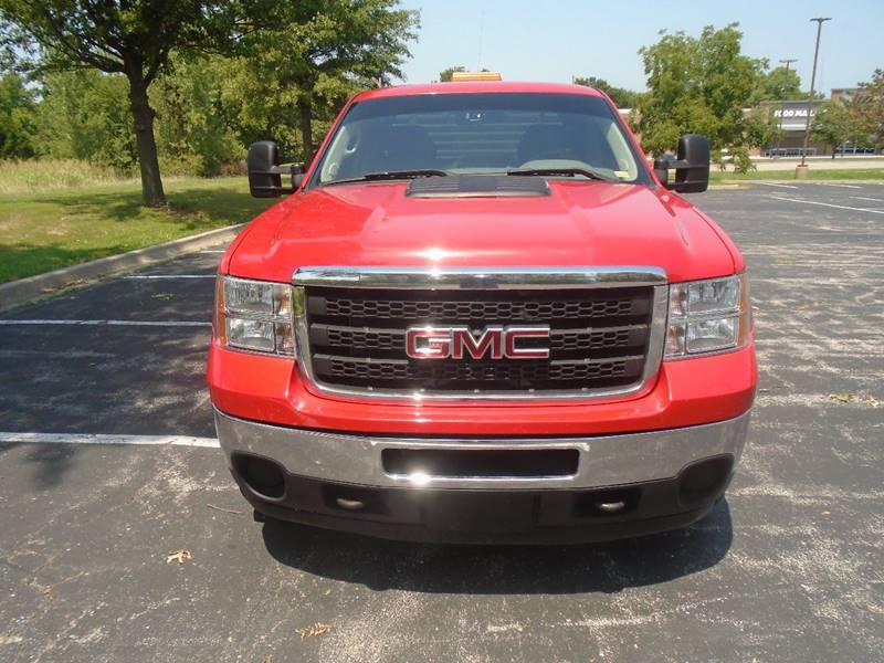 2012 GMC Sierra 2500HD for sale at GLADSTONE AUTO SALES in Kansas City MO