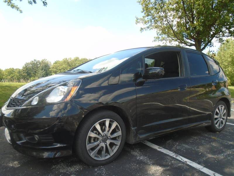 2013 Honda Fit for sale at GLADSTONE AUTO SALES in Kansas City MO