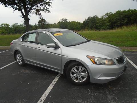2008 Honda Accord for sale at GLADSTONE AUTO SALES in Kansas City MO
