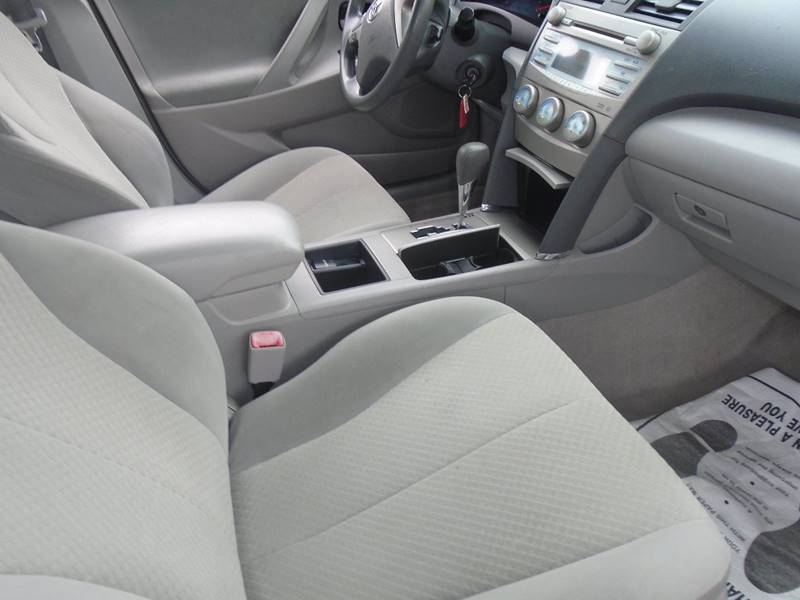 2010 Toyota Camry for sale at GLADSTONE AUTO SALES in Kansas City MO