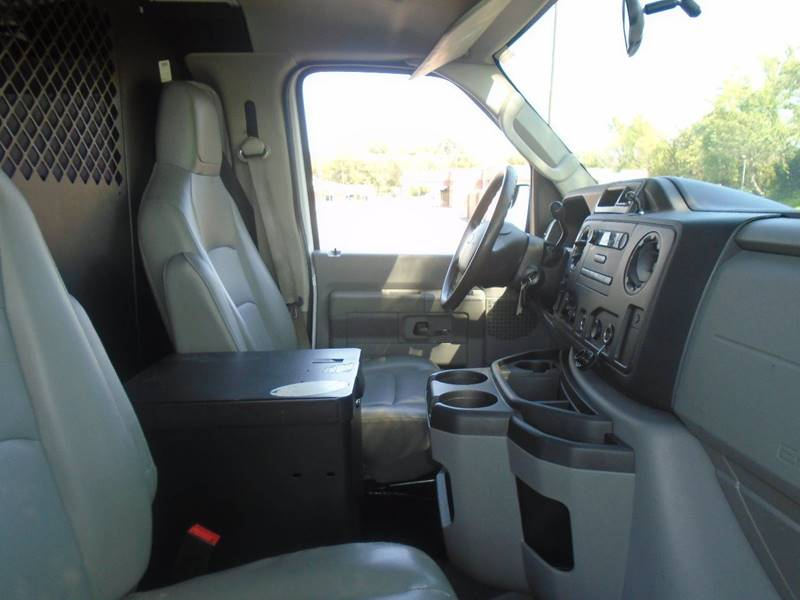 2011 Ford E-Series Cargo for sale at GLADSTONE AUTO SALES in Kansas City MO