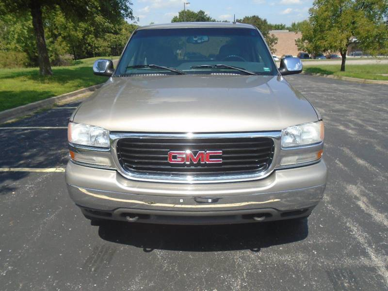 2002 GMC Sierra 1500HD for sale at GLADSTONE AUTO SALES in Kansas City MO