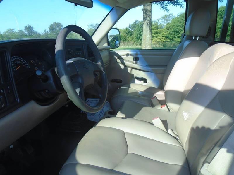 2007 Chevrolet Silverado 3500 for sale at GLADSTONE AUTO SALES in Kansas City MO
