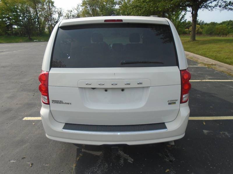 2012 Dodge Grand Caravan for sale at GLADSTONE AUTO SALES in Kansas City MO