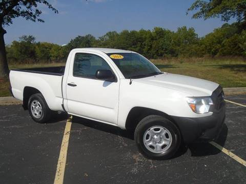 2014 Toyota Tacoma for sale at GLADSTONE AUTO SALES in Kansas City MO