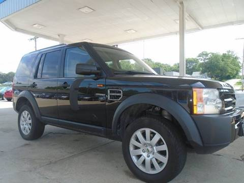 2006 Land Rover LR3 for sale at GLADSTONE AUTO SALES in Kansas City MO