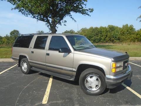 1999 GMC Suburban for sale at GLADSTONE AUTO SALES in Kansas City MO