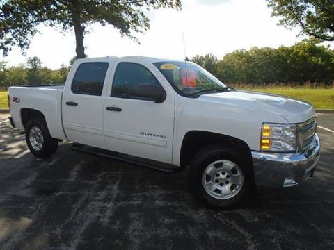 2012 Chevrolet Silverado 1500 for sale in Kansas City, MO