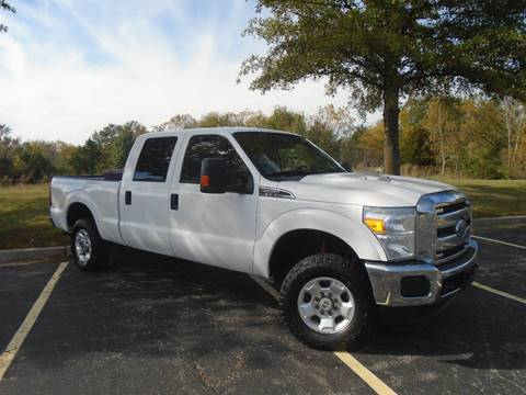 2011 Ford F-250 Super Duty for sale at GLADSTONE AUTO SALES in Kansas City MO
