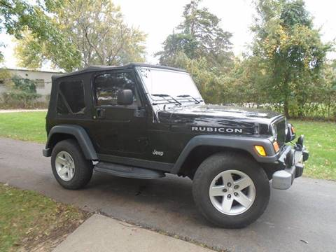 2004 Jeep Wrangler for sale in Kansas City, MO