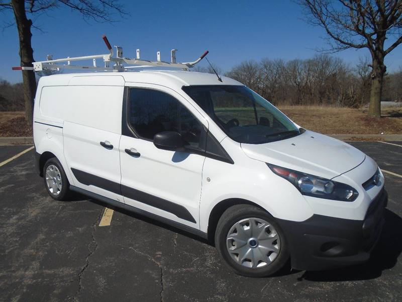 2015 ford transit connect cargo xl in kansas city mo - gladstone