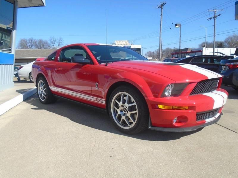 2009 Ford Shelby GT500 In Kansas City MO - GLADSTONE AUTO SALES WE ...