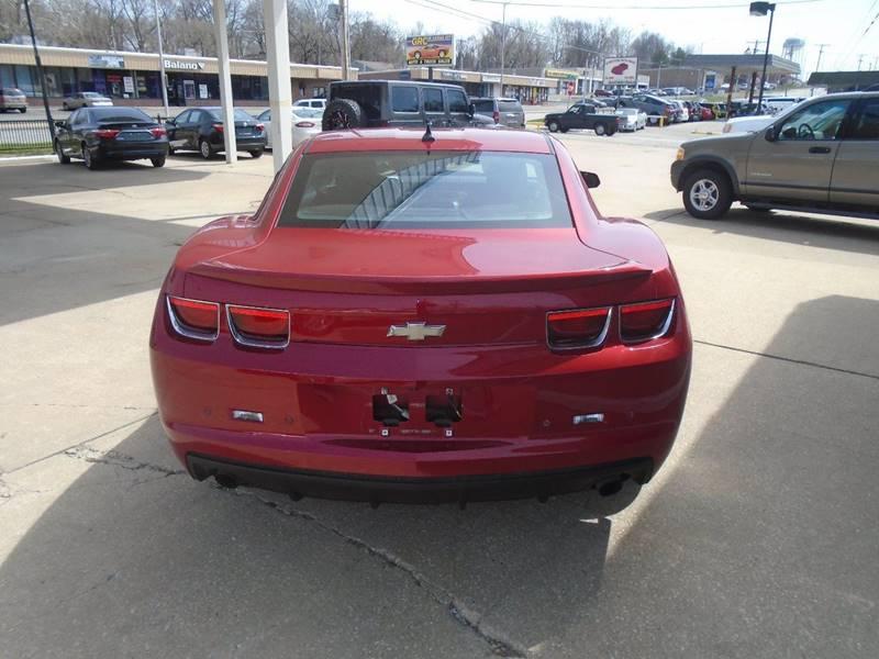 2012 Chevrolet Camaro LT In Kansas City MO - GLADSTONE AUTO SALES WE ...