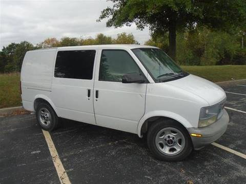 2005 GMC Safari Cargo for sale in Gladstone, MO