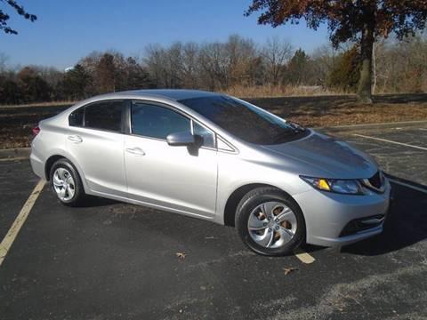 2015 Honda Civic for sale in Gladstone, MO