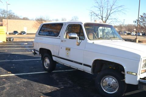 1989 GMC Jimmy for sale in Gladstone, MO