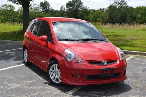 2007 Honda Fit for sale in Gladstone, MO