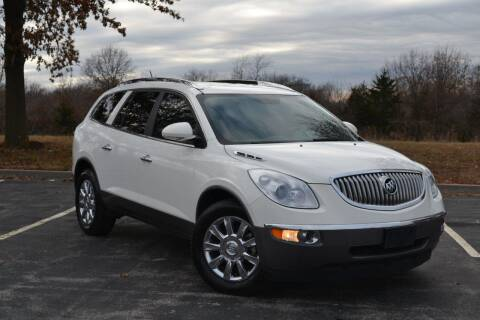 2011 Buick Enclave for sale at GLADSTONE AUTO SALES    GUARANTEED CREDIT APPROVAL in Gladstone MO