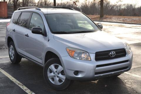 2007 Toyota RAV4 for sale at GLADSTONE AUTO SALES    GUARANTEED CREDIT APPROVAL in Gladstone MO