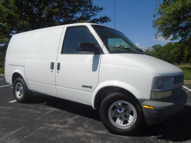 2001 Chevrolet Astro Cargo for sale at GLADSTONE AUTO SALES in Kansas City MO