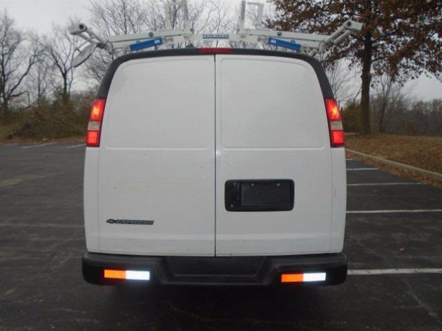2009 Chevrolet Express Cargo for sale at GLADSTONE AUTO SALES in Kansas City MO