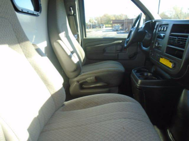 2012 Chevrolet Express Cargo for sale at GLADSTONE AUTO SALES in Kansas City MO