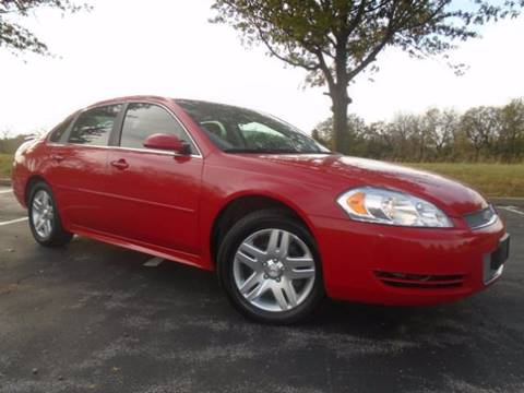 2013 Chevrolet Impala for sale at GLADSTONE AUTO SALES in Kansas City MO