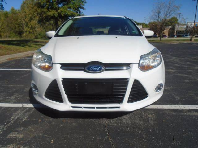 2012 Ford Focus for sale at GLADSTONE AUTO SALES in Kansas City MO