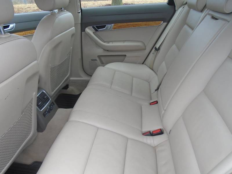 2011 Audi A6 for sale at GLADSTONE AUTO SALES in Kansas City MO